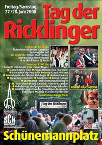 12. Tag der Ricklinger 2008