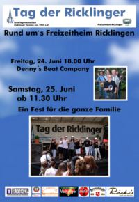 14. Tag der Ricklinger 2011