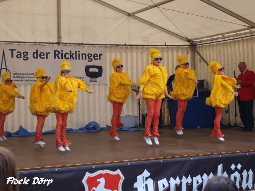 Jugendgarde der Lindener Narren (Foto: Fidele Dörp)