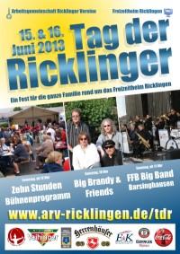 15. Tag der Ricklinger 2013